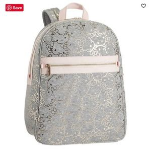 New pottery barn hello kitty back pack